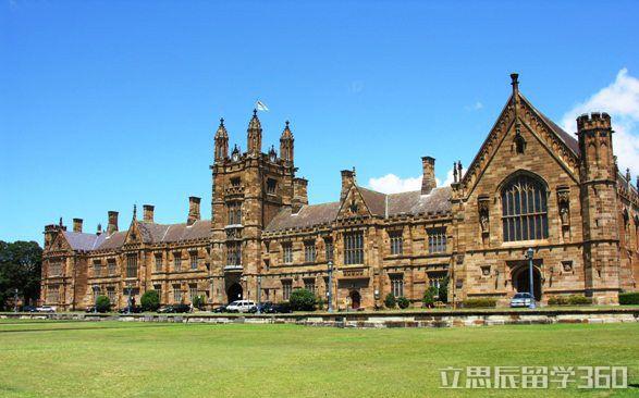 悉尼大学研究生要求