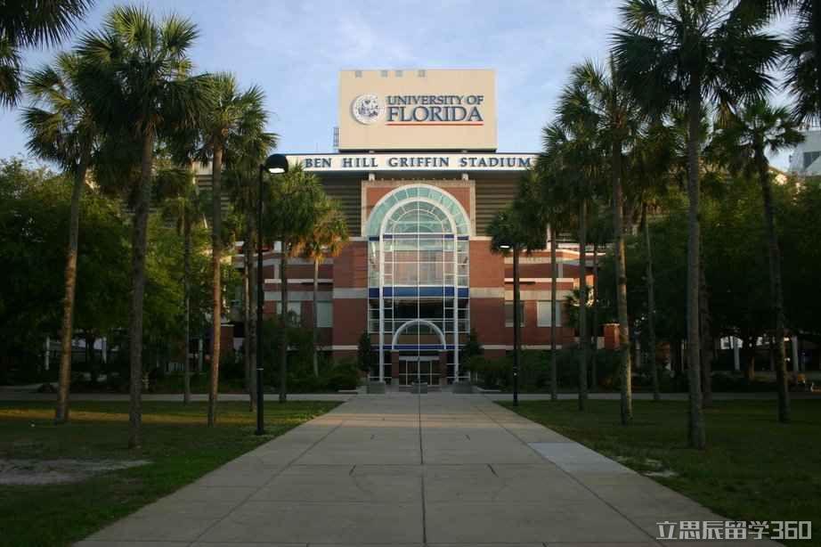 佛罗里达大学专业排名