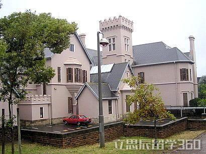 南非开普敦大学