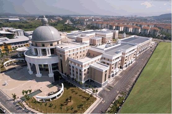 2017年马来西亚世纪大学语言花费