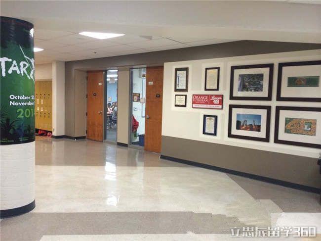 2017年橘郡路德高中好不好图片