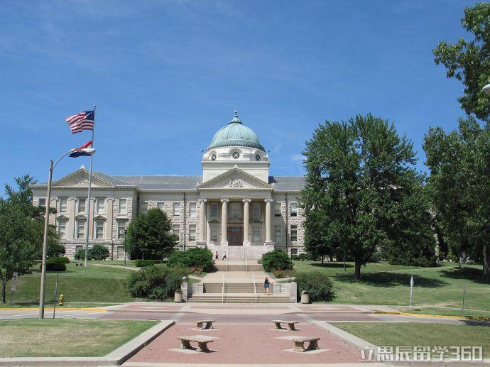 2017年美国东南密苏里州立大学专业设置