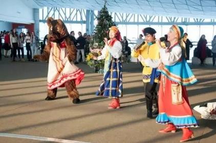 """远东联大""""2017迎新年""""活动,留学生们玩嗨了!"""