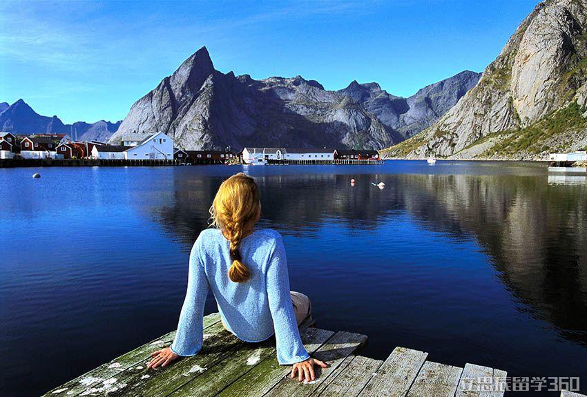 看过来,挪威留学签证的办理流程