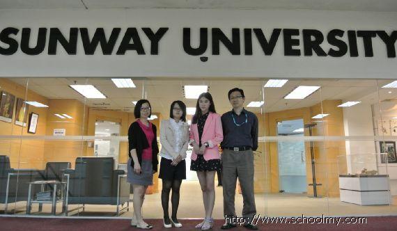 2017年马来西亚sunway双威大学硕士花费多不