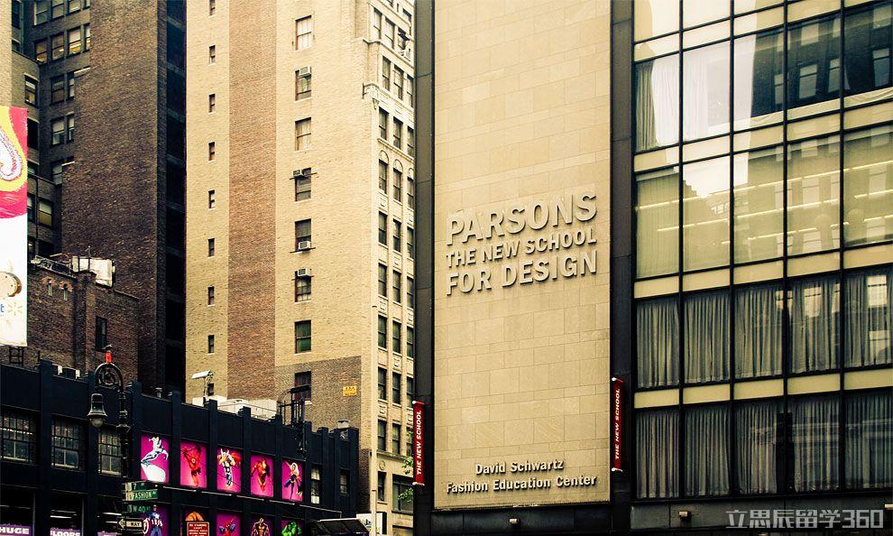2018年帕森斯设计学院艺术,媒体和技术专业
