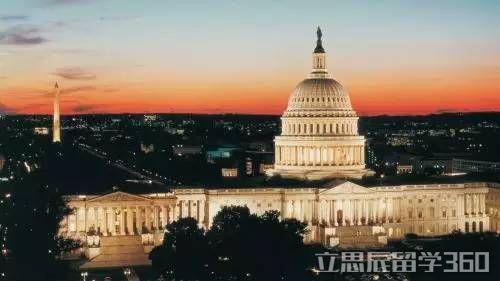美国留学:十大留学生最心仪的城市 看看有没有你向往的城市吧