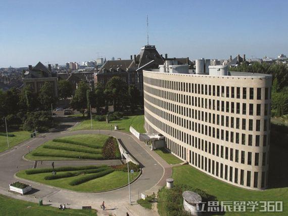 布鲁塞尔自由大学历史