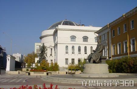 国内高中毕业生可留学乌克兰