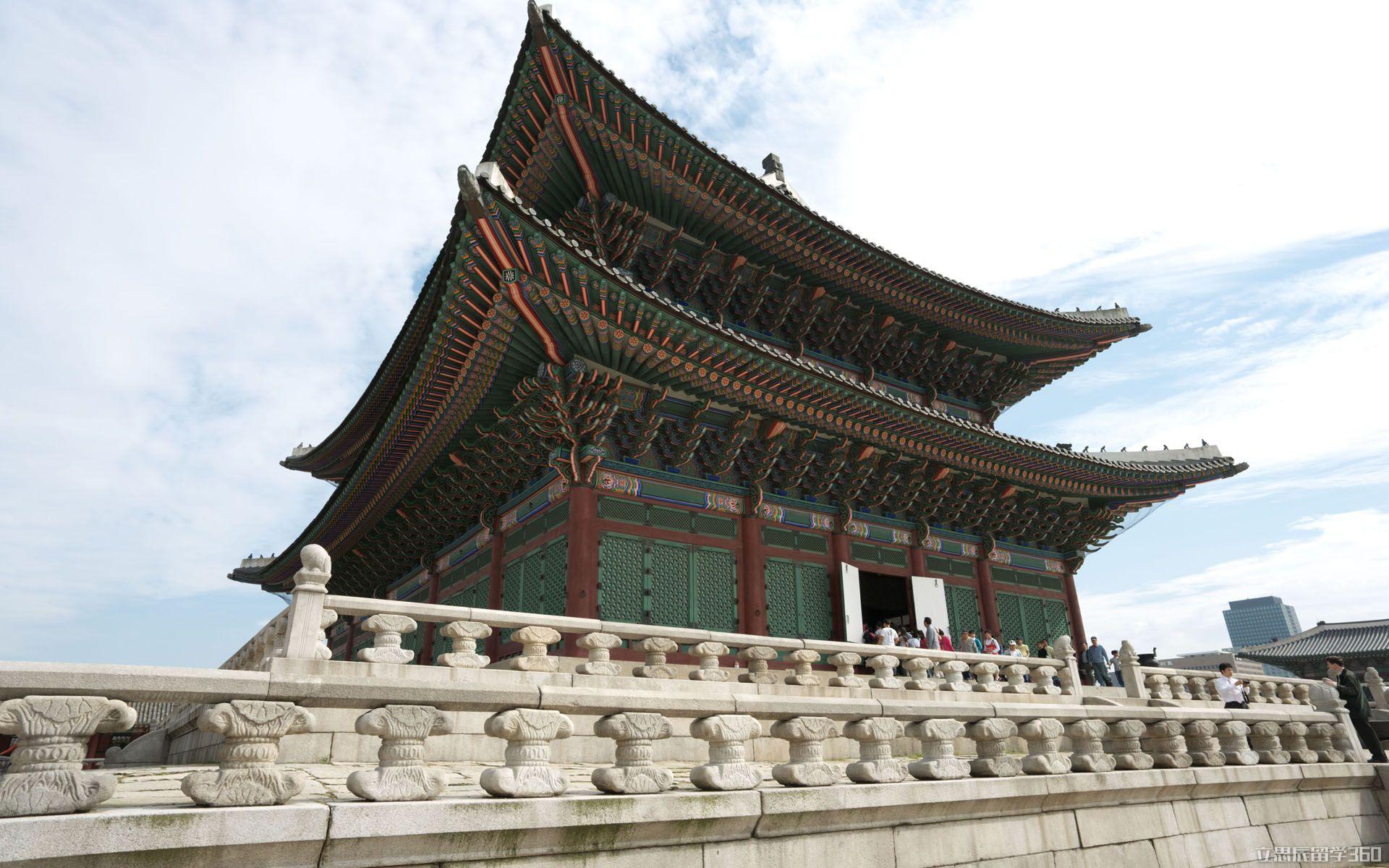 韩国高中留学费用低廉,适合工薪家庭子女留学