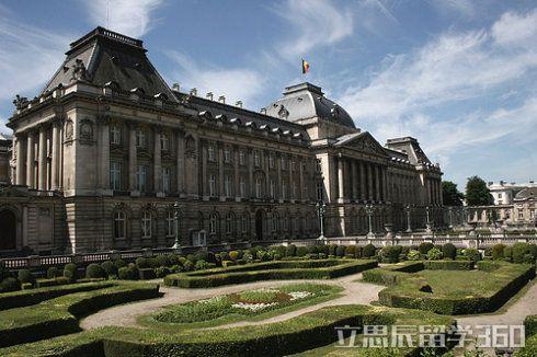 2017年比利时哈塞尔特大学三个院系