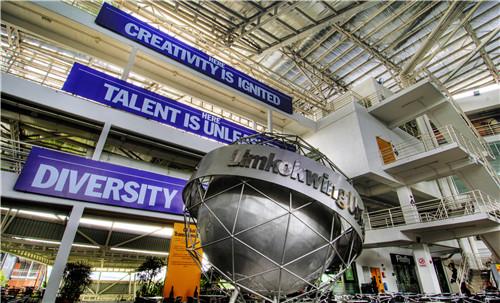 林国荣创意科技大学毕业率多少