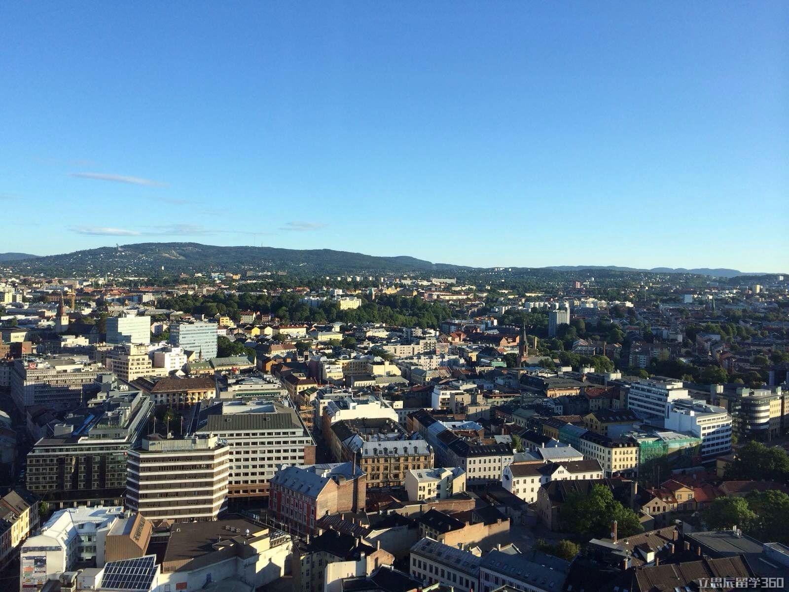 挪威留学一年多少钱