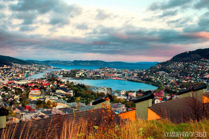 如何去挪威留学
