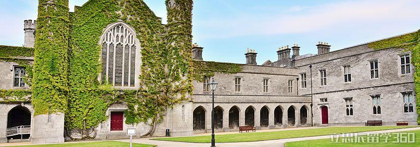爱尔兰IT专业理工学院排名