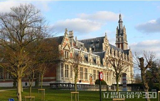 布鲁塞尔自由大学课程项目
