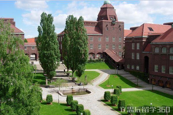 欧洲顶尖学府:瑞典皇家理工学院介绍