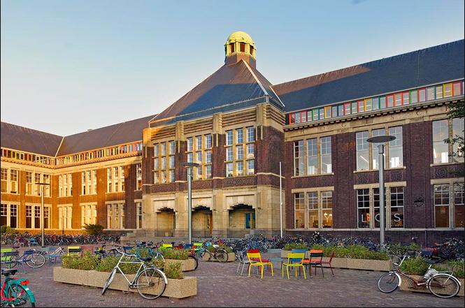 荷兰历史最悠久大学:代尔夫特理工大学情况介绍
