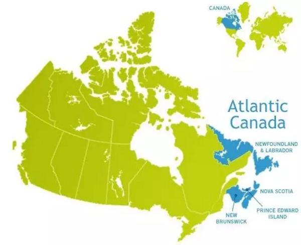 加拿大海洋四省新移民政策出炉,福利多多!留学生无需工作经验(含中英对照详细解析)