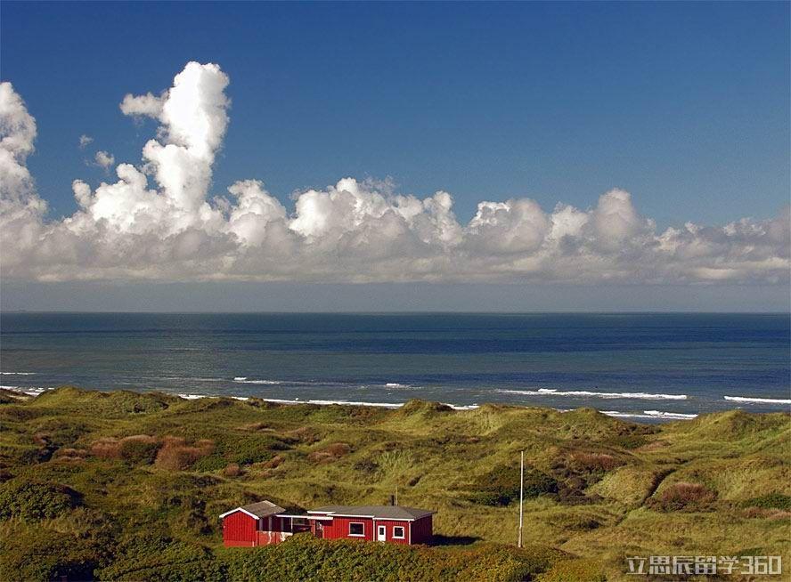 丹麦国土面积人口_格陵兰岛为啥不计入丹麦领土面积