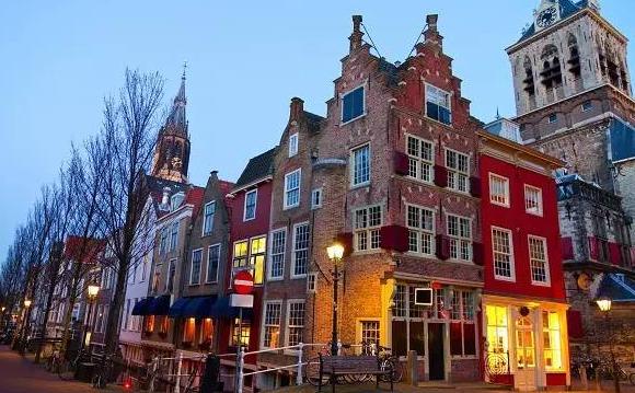 2017年留学比利时留学登机