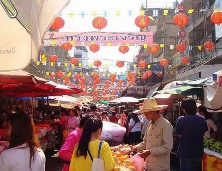 实景拍摄!2017年春节出境游第一名是qile518!