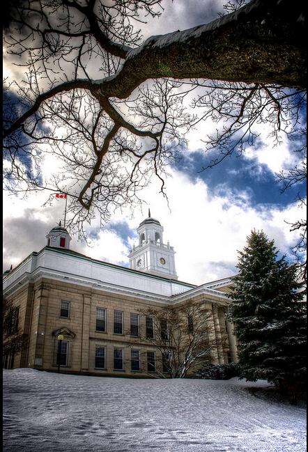 2017年加拿大大学传媒专业排名介绍