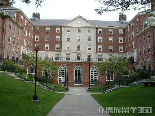 布朗大学校园环境