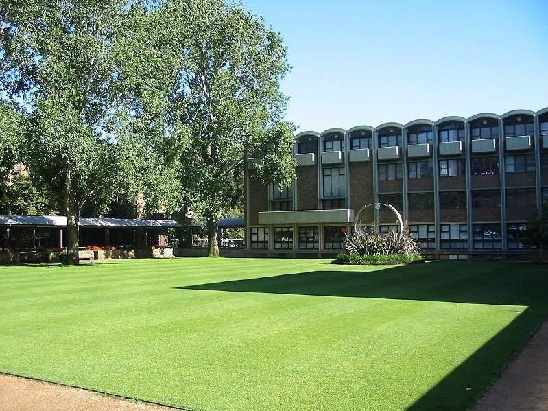 新南威尔士大学风光