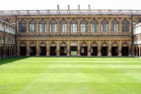都柏林大学圣三一学院