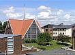 英国奇切斯特大学校园风光