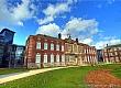 英国赫尔大学校园风光