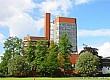 英国莱斯特大学校园风光