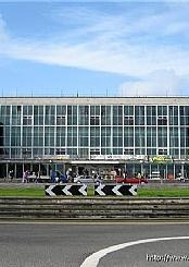 英国斯旺西大学校园风光