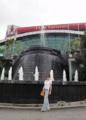 马来西亚教育联盟考察思特雅大学