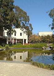 澳大利亚莫纳什大学校园风光