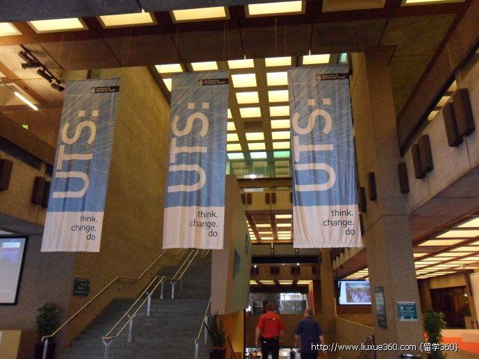澳大利亚悉尼科技大学校园风光