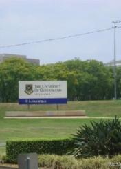 澳大利亚昆士兰大学校园风光(一)