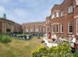 英国艾吉希尔大学院校风光