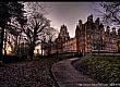 英国伦敦大学皇家霍洛威学院院校风光(一)
