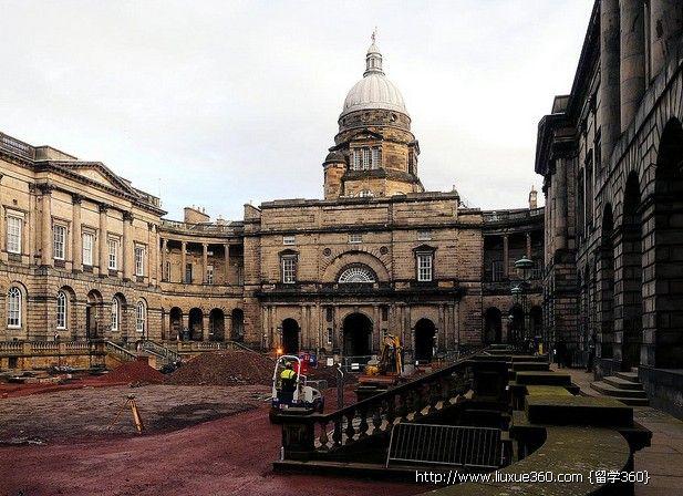 法国首都是_英国爱丁堡大学院校风光(三)-英国图库-全球院校图库-留学360
