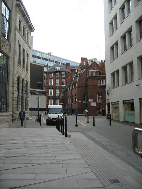 英国伦敦政治经济学院校园风光(二)