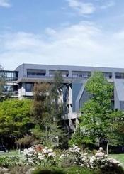 新西兰坎特伯雷大学院校风光