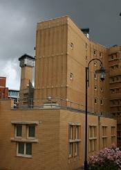 英国考文垂大学风光