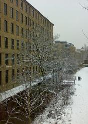 英国哈德斯菲尔德大学院校风光(三)