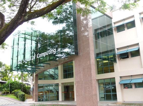 新加坡国立大学院校风光 一