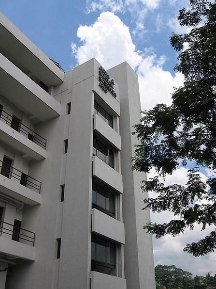 新加坡国立大学院校风光 二