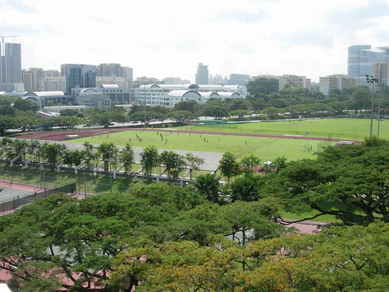 新加坡国立大学 院校 风光 新加坡图库 全