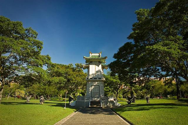 新加坡南洋理工大学院校风光