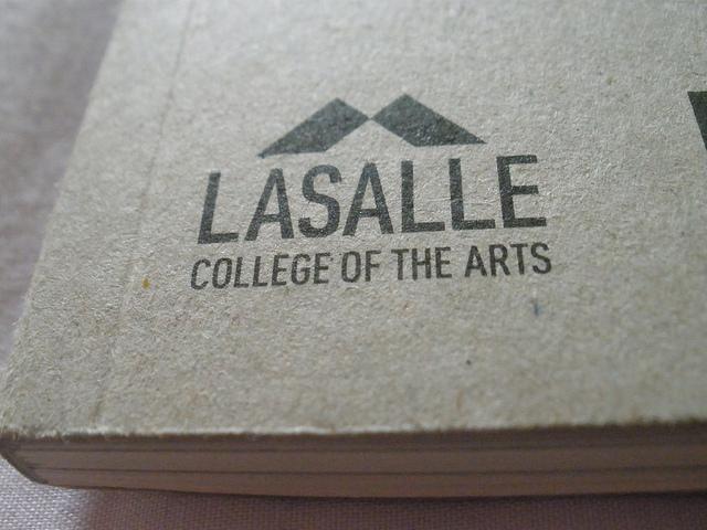 新加坡拉萨尔艺术学院校园风光(四)